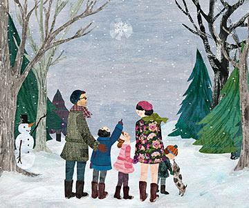 Rekindling the Family's Christmas Spirit
