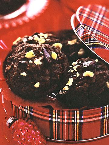 Chocolate-Coffee Chunks