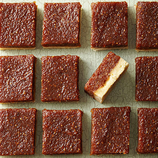 Orange & Fig Bars