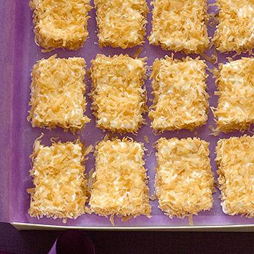 Coconut Marshmallow Patties