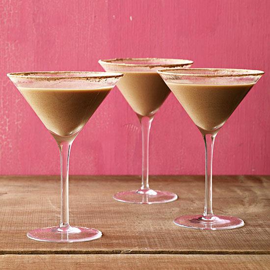 Cocoa Horchata Martini