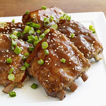 Asian-Style Ribs