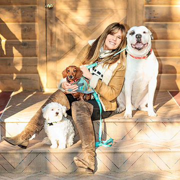 Pet Project: Jill Rappaport's Mission to Help Shelter Animals