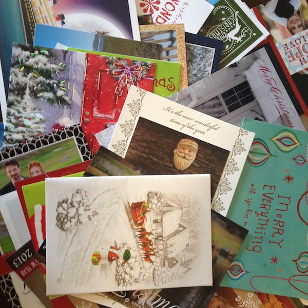 The Case for Snail Mail Holiday Cards
