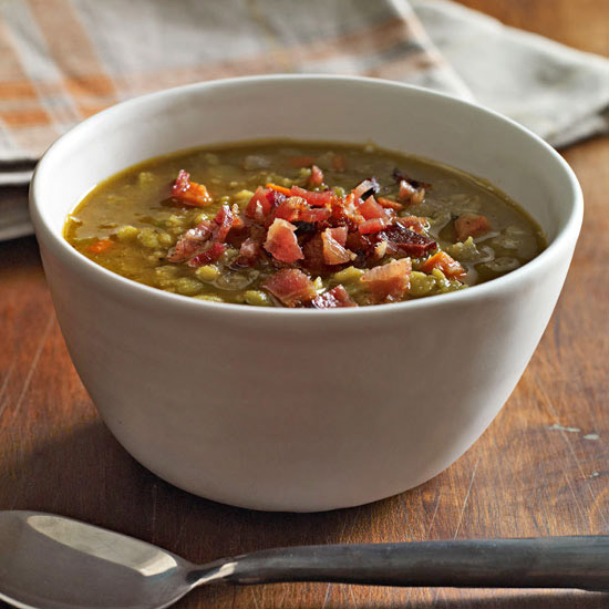 Split Pea with Bacon