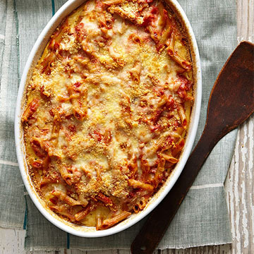 Delicious Baked Pasta Dishes