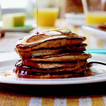 Jessica Seinfeld's Lemon Ricotta Pancakes