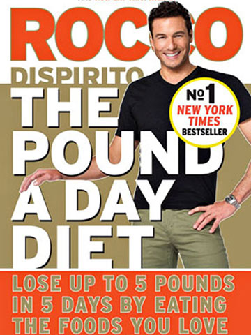 Rocco DiSpirito's High-Protein  Rice Pudding  with Papaya