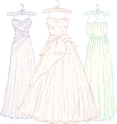 Your  Useless  Gown Could Be the Perfect Prom Dress for a Teen