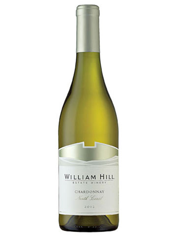 William Hill Estate 2012 North Coast Chardonnay