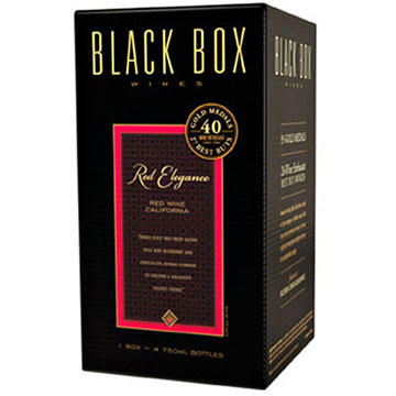 Black Box Red Elegance