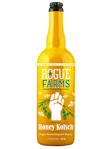 Beer Pairing: Rogue Farms Honey Kolsch