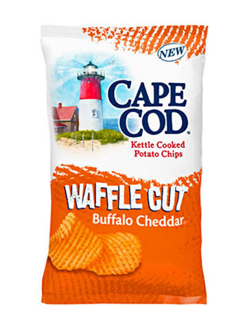 Snack Pairing: Cape Cod Potato Chips