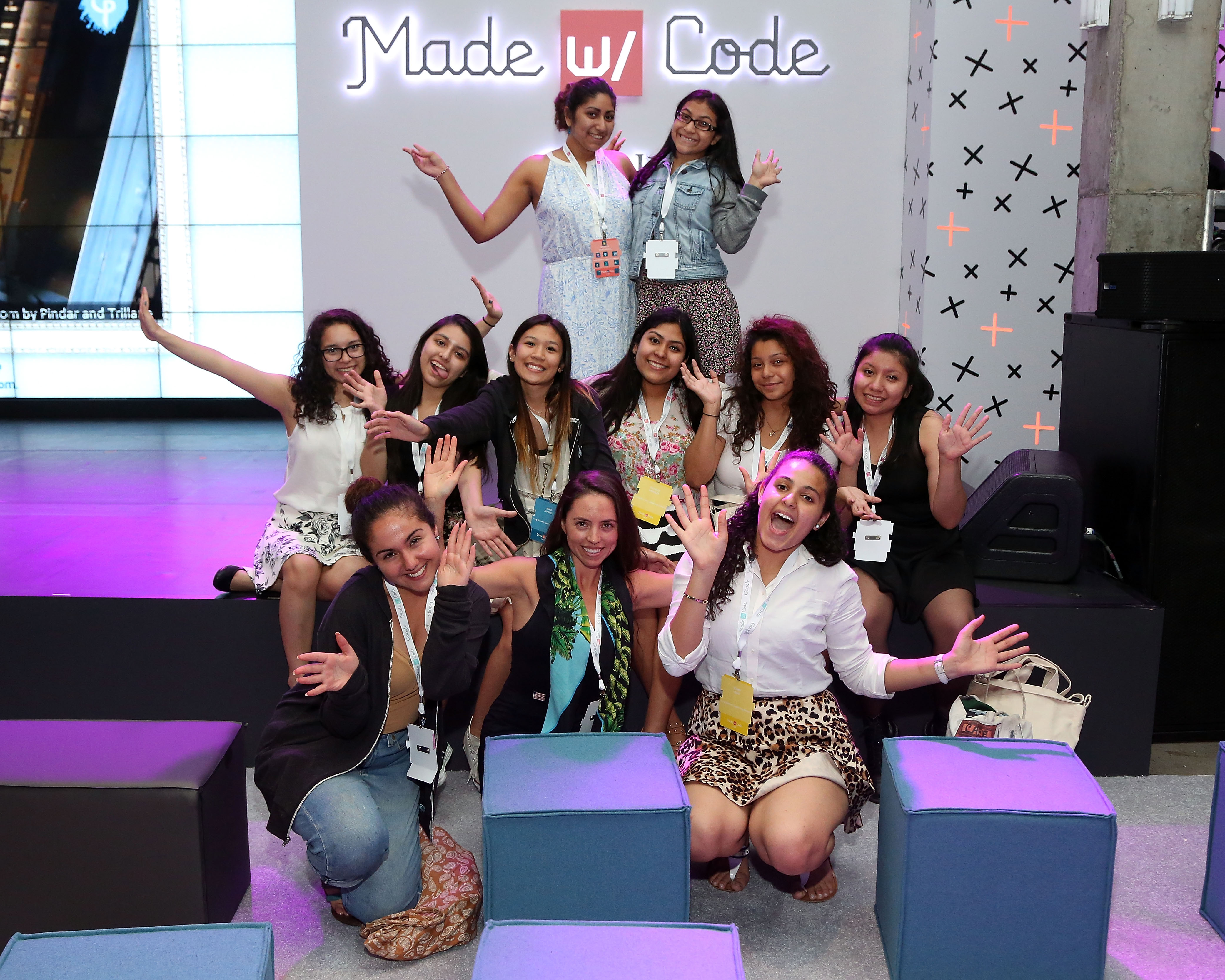 Coding While Female: Getting Our Girls on the Technology Bandwagon