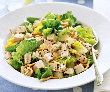 Crunchy Turkey Salad
