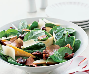 Pear and Prosciutto Salad