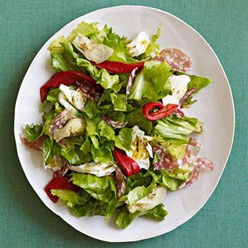 Italian Escarole Salad