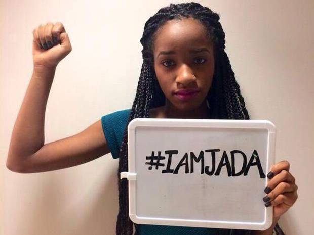 Stand for Jada: Social Media Stands in Support of 16-Year-Old Rape Victim