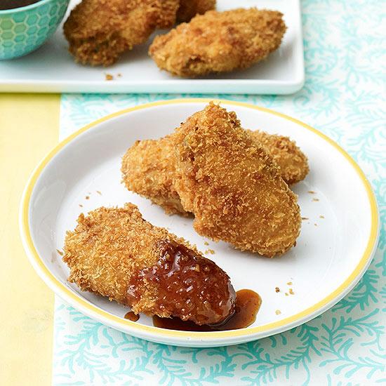 Korean-Style Fried Wings