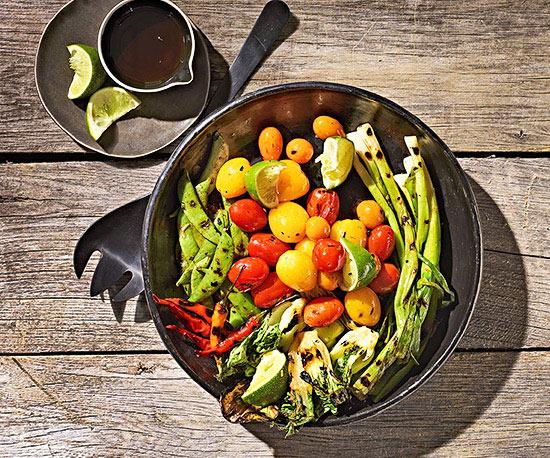 Spicy Thai Vegetables