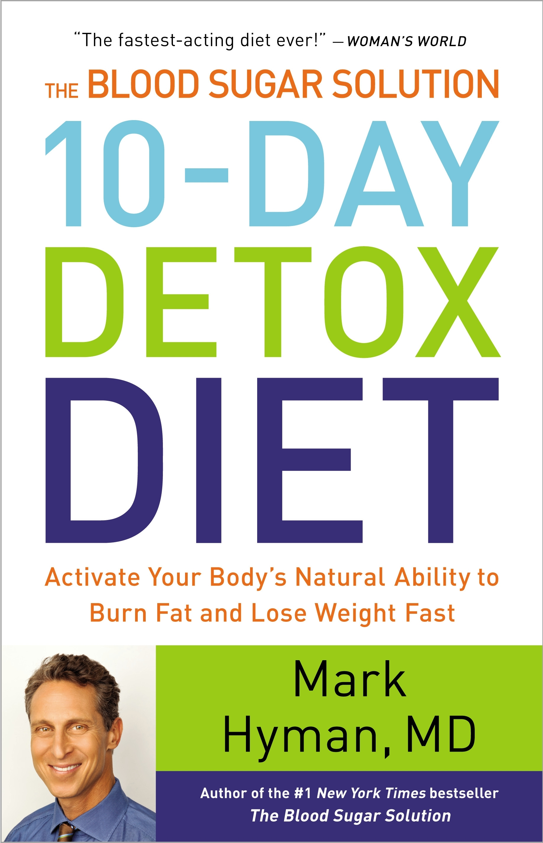 Losing It!: The Blood Sugar Solution 10-Day Detox Diet