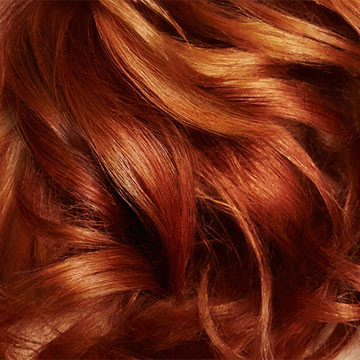 Select Your Shade: Redhead