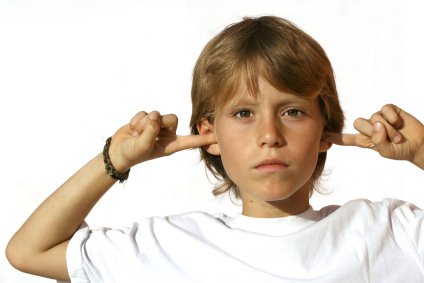 Putting an End to Negative Self-Talk in Kids