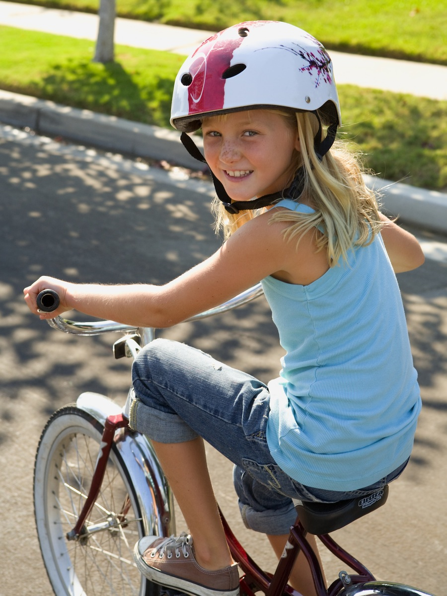 A Wheel Good Time: How to Pick the Perfect Bike and Helmet for Your Kid