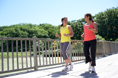 Four Ways to Move Your Workout Outdoors
