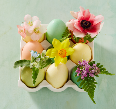 Egg Dye Recipes