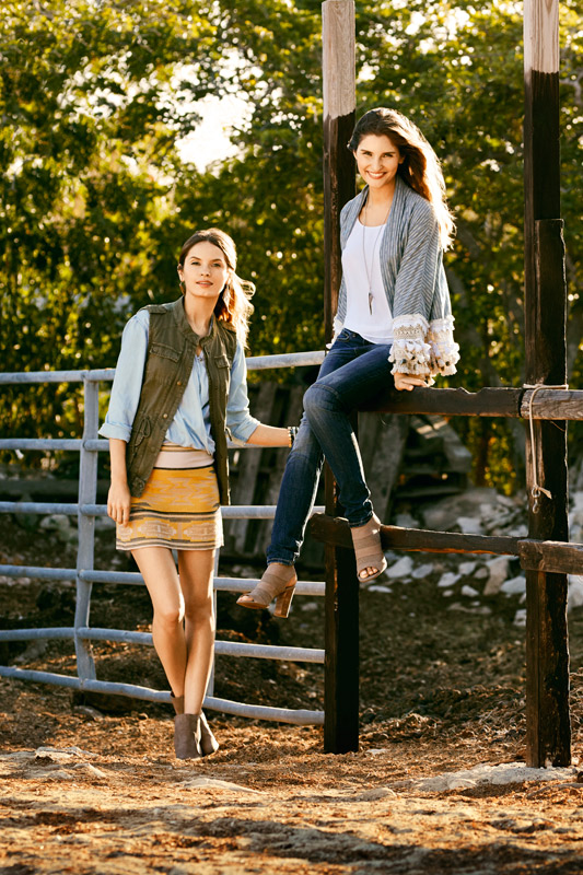 Summer Style:  The Western Trend