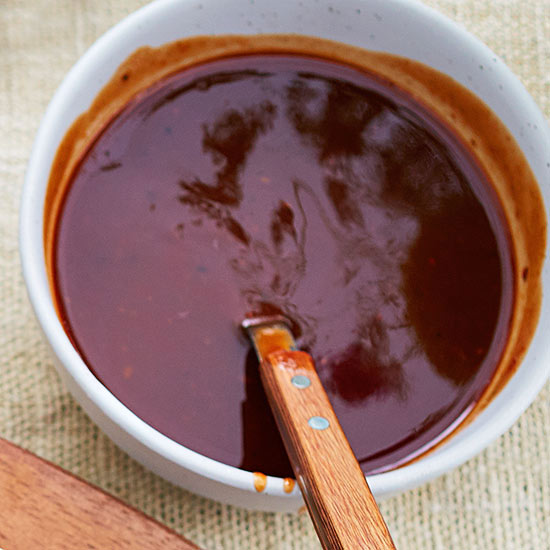 Spicy Texas BBQ Sauce