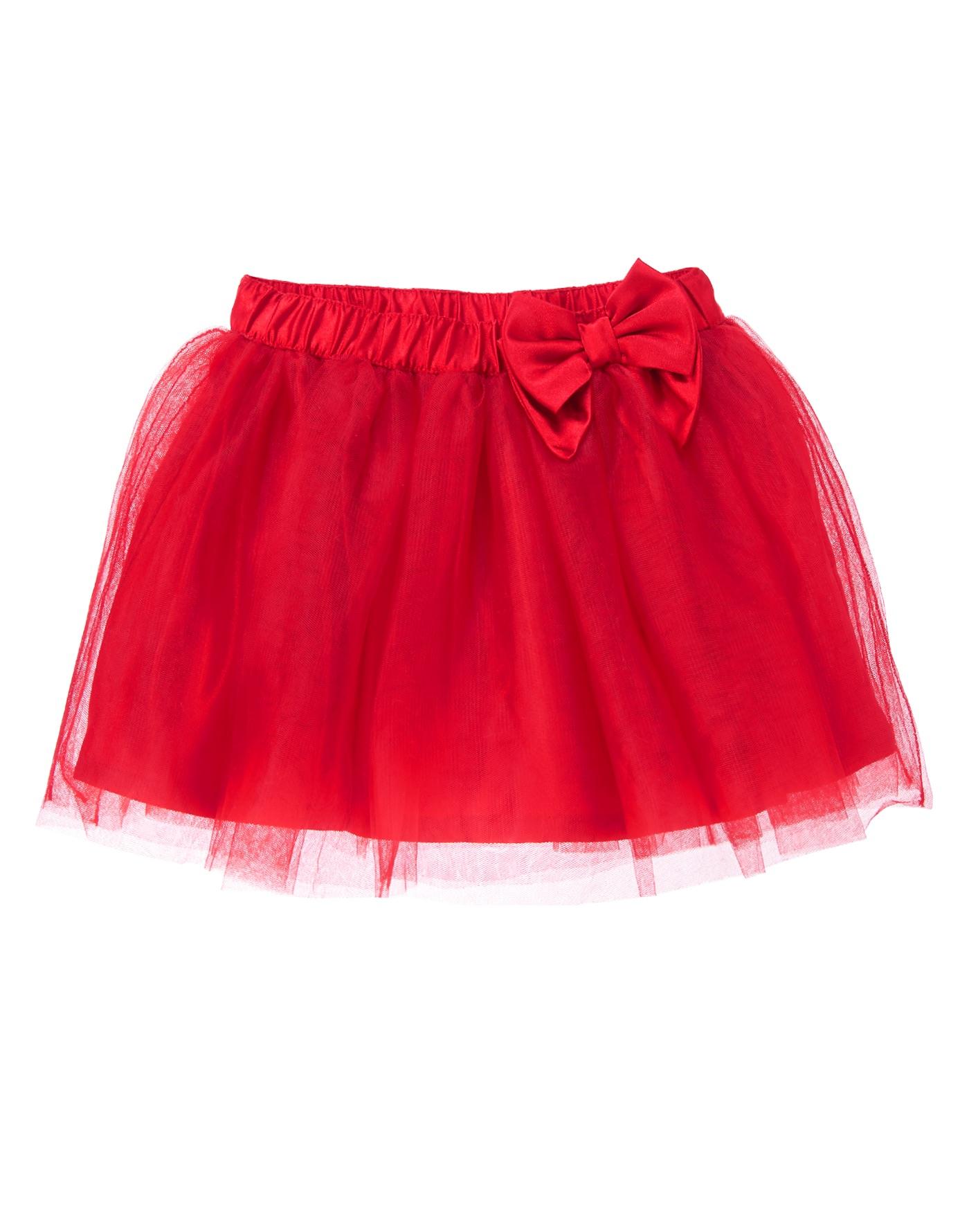 Red Tulle Skirt w_ Bow - $34.95.jpg