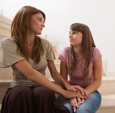 How to Have  the Talk  with Your Tween