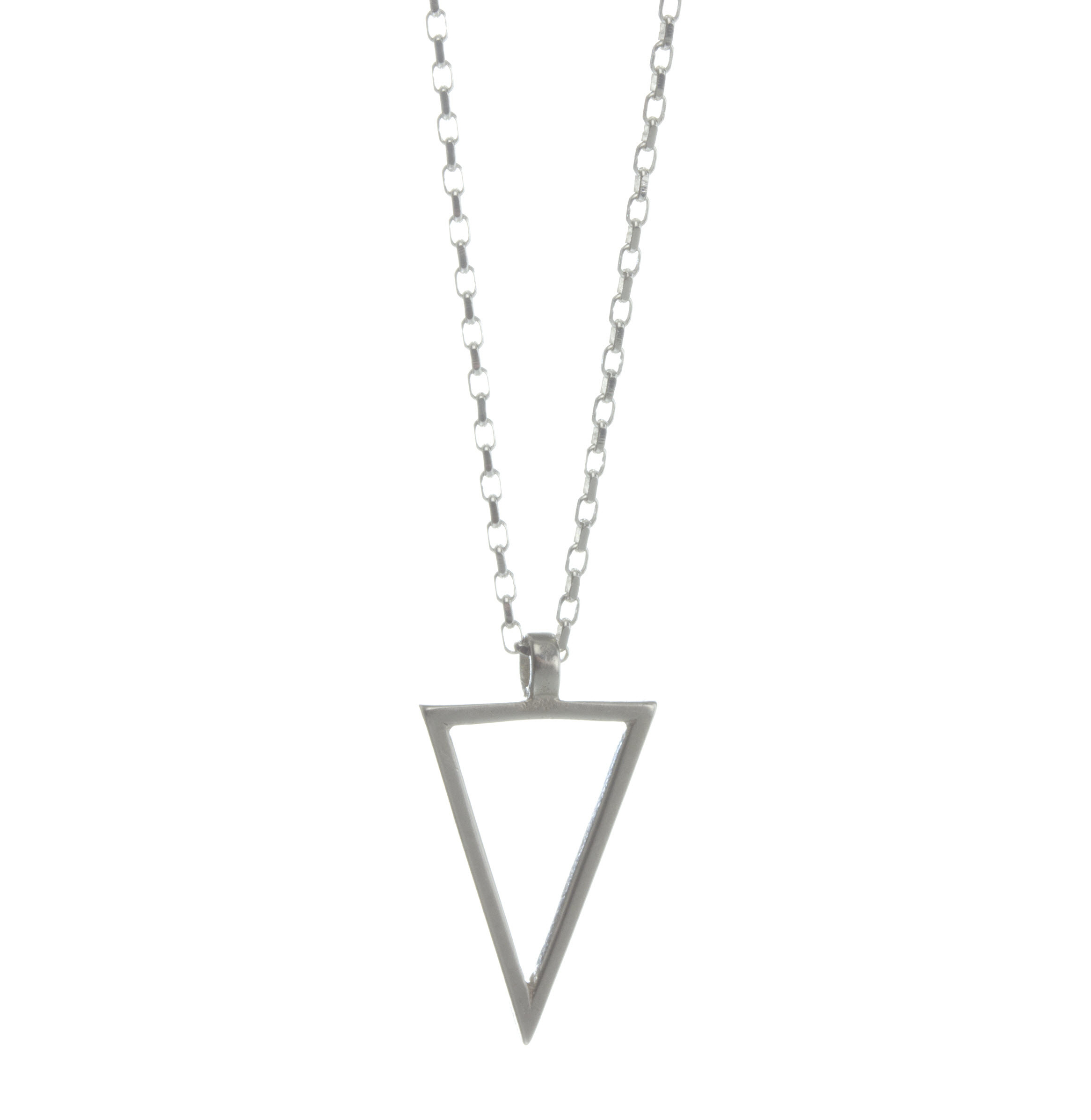 Moto Style: The Dagger Necklace