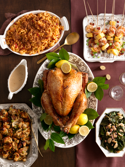 The Best Thanksgiving Recipes from Coast to Coast