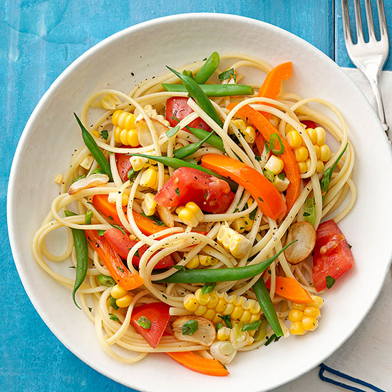 Summertime Linguine