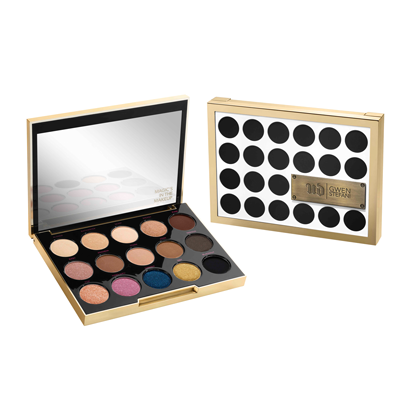 Gwen Stefani's New Eye Shadow Palette with Urban Decay