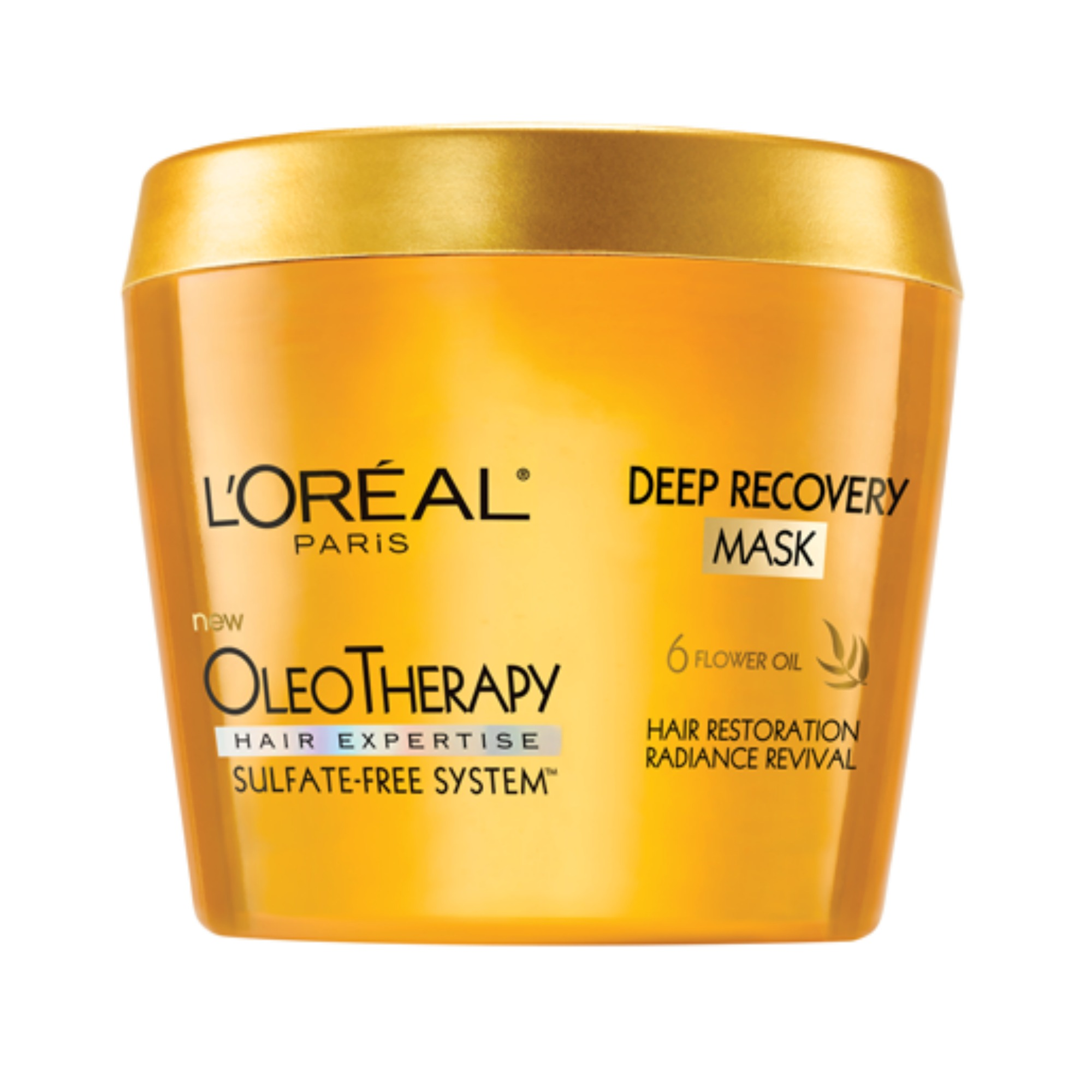 ·L'Oreal Oleo Therapy Deep Recovery Mask, $8.99