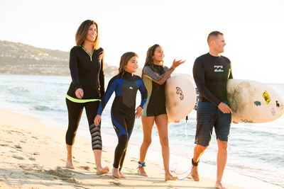 Modern Life: A Fit Family Shares Their Active Lifestyle