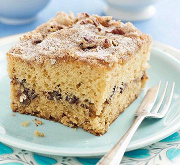 Aunt Jewel's Coffee Cake