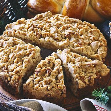 Butter-Crumb Coffee Cake