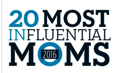 The  20 Most Influential Moms of 2016