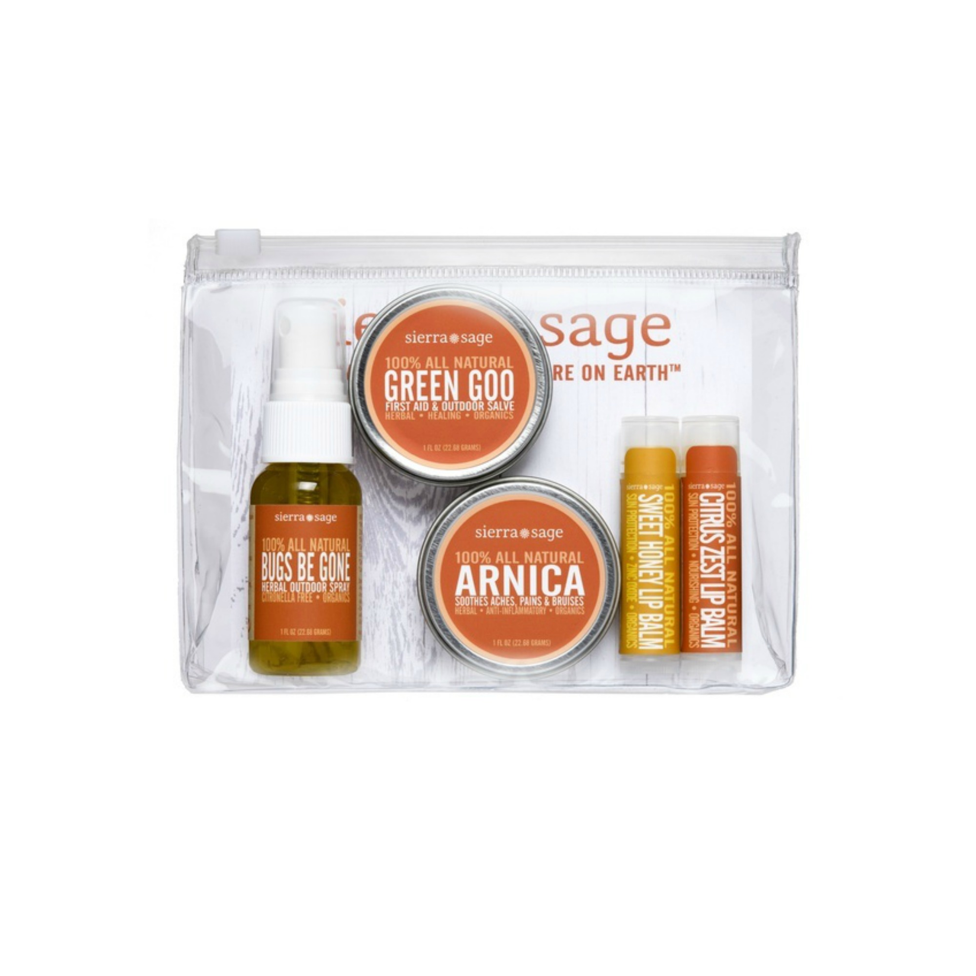 Sierra Sage Outdoor Pack Skin Care