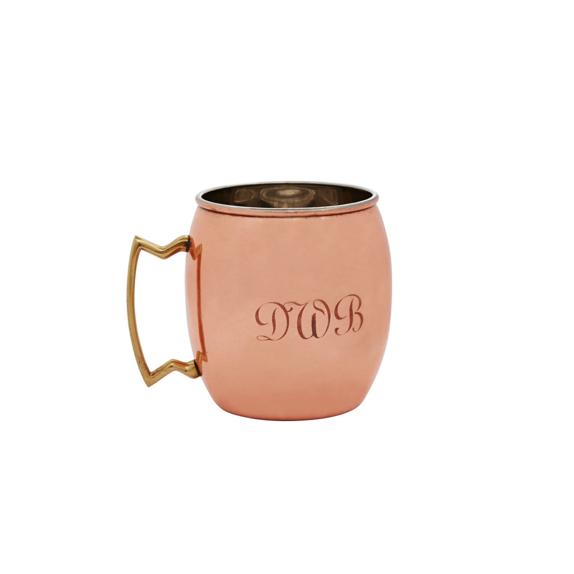 Pottery Barn Copper Moscow Mule Mug