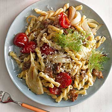 10 Easy Pasta Recipes, Pronto