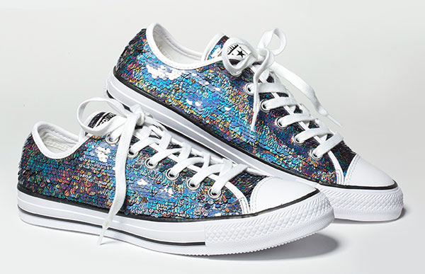 Chuck Taylor All Star Sequins