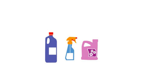 Save Money On Household Cleaning Products