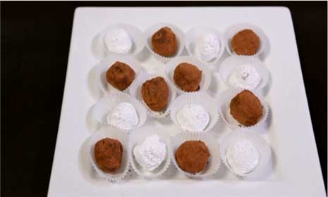 How to Make Chocolate Truffles