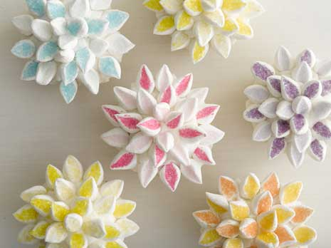 How to Make Flower Cupcakes
